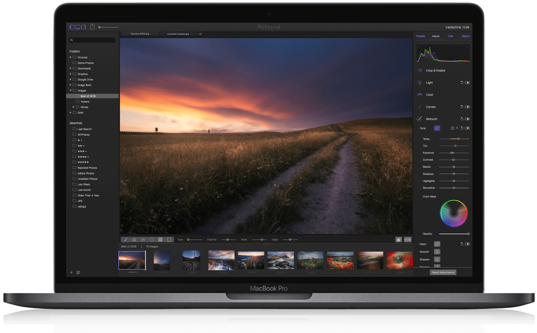 Picktorial: Best Photo Editor for Mac in 2019
