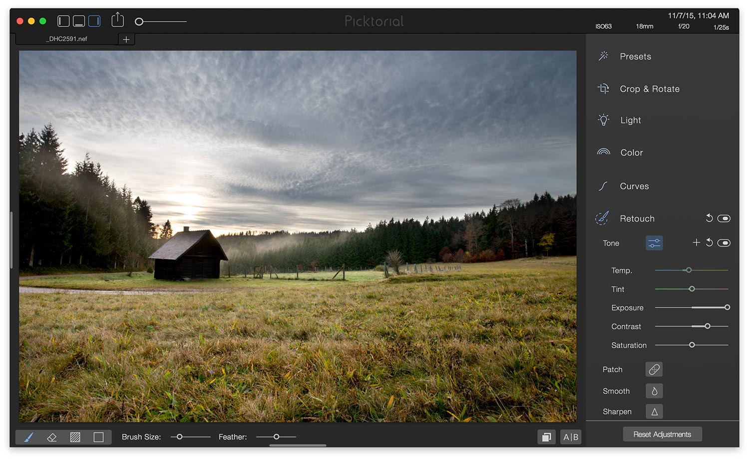 Picktorial - Making Top-Notch Landscape Photos